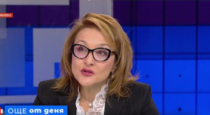 Румяна Коларова: Президентът загрява край тъчлинията