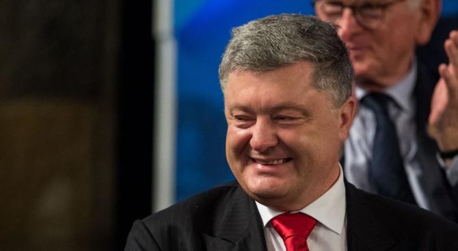 Порошенко и патриарх Вартоломей подписаха споразумение за създаването на украинска църква