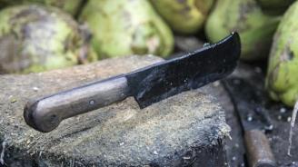 Психично болен нападна полицаи с нож и сатър в Шумен