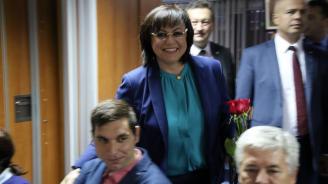 Нинова: Която партия се е докоснала до ГЕРБ, е приключила със своето политическо бъдеще