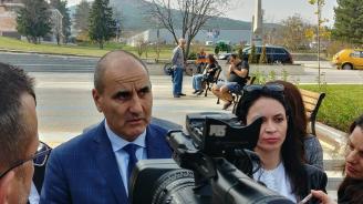 Цветанов: Несериозно е да говориш за смяна на модела, а да те няма в Народното събрание