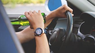 Пиян шофьор предизвика тежка катастрофа с двама ранени и избяга