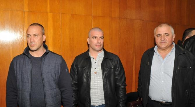 Гледат делото срещу българските граничари, обвинени в убийство в Турция