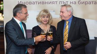400 съвременни аналитични метода гарантират чистотата и качеството на бирата в Европа