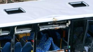 Челен сблъсък на междуградски автобуси отне живота на 45 души в Зимбабве
