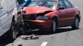 В Плевенско 96 на сто от катастрофите са станали по вина  на шофьорите на МПС