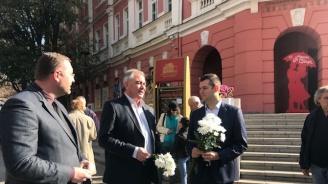 Димитър Делчев: Само обединени можем да се преборим отново за демокрация