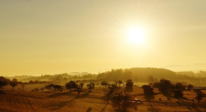 Топла есен до 20 ноември
