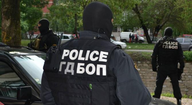 Спецоперация срещу дрогата в Стара Загора