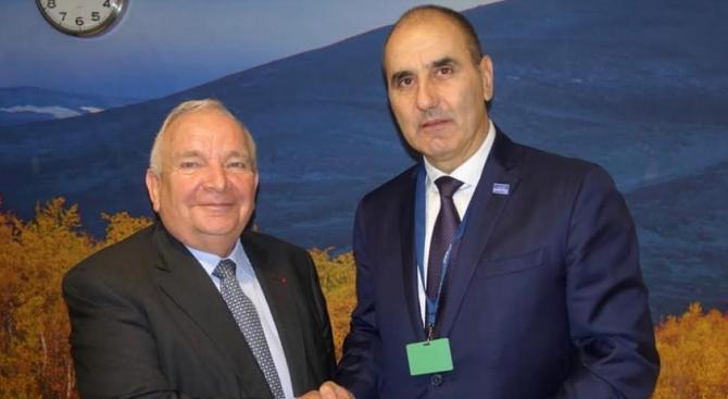 Цветанов и Дол обсъдиха подготовката за кампанията за европейските избори