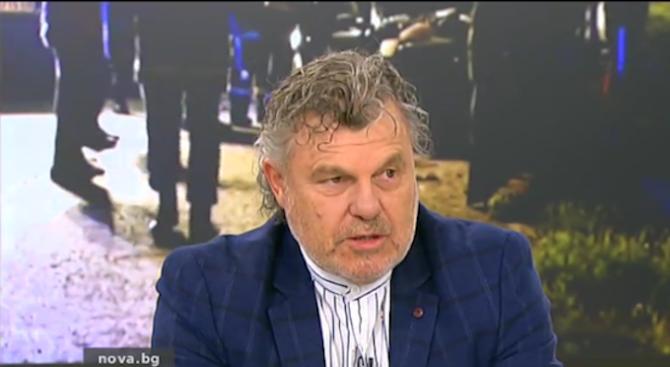 Йонко Иванов: Бонусът е за застрахователите, малусът - за шофьорите (видео)