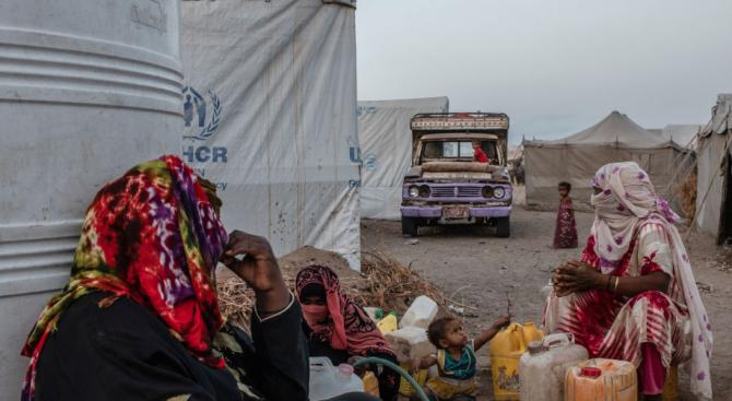 Спасяват от глад 14 милиона йеменци
