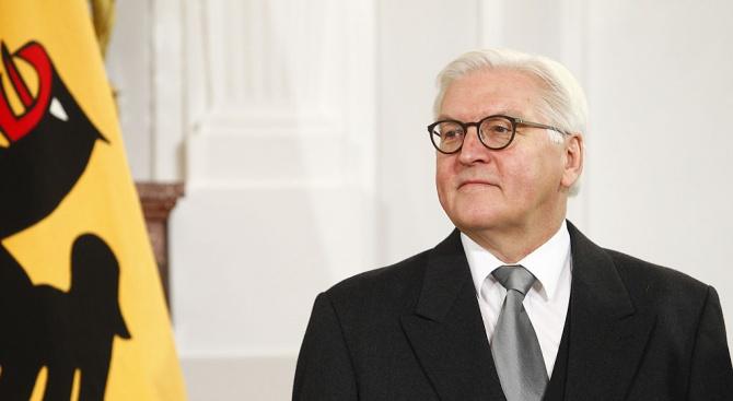 Германският президент Франк-Валтер Щайнмайер призова съгражданите си да възприемат просветения,