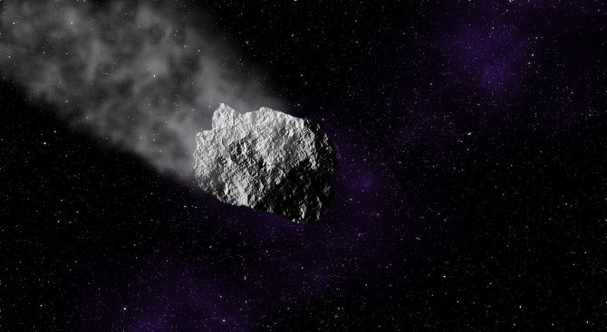 Три големи астероида ще прелетят близо до Земята на 10