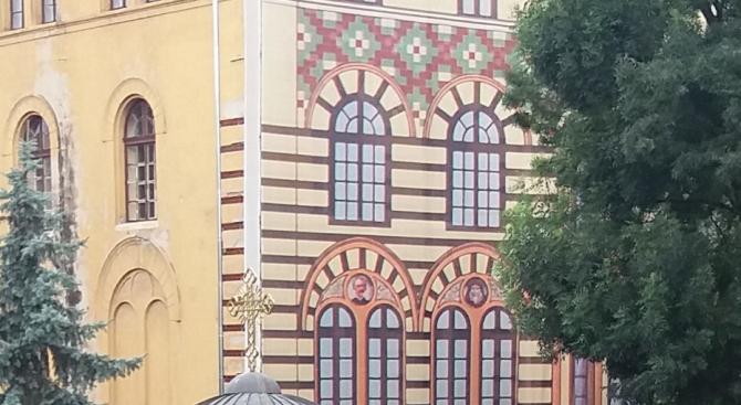 В сградата на Софийската митрополия се състоя среща между патриарх