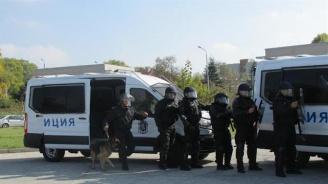 Специализираните полицейски сили ще отбележат своя празник с демонстрации на техники по самоотбрана
