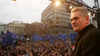 Сръбският кабинет остави бившия президент в резиденция в елитен белградски квартал