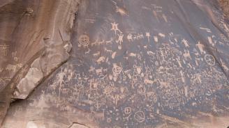 Най-древната скална рисунка е създадена в пещера в Азия