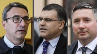 Отново отложиха делото срещу Прокопиев, Дянков и Трайков