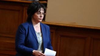 Корнелия Нинова: Строителната камара поиска да спра Елена Йончева
