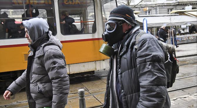 София отбеляза Деня за по-чист въздух