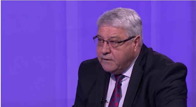 Спас Гърневски: Няма да има предсрочни избори, ГЕРБ ще управлява поне още два мандата