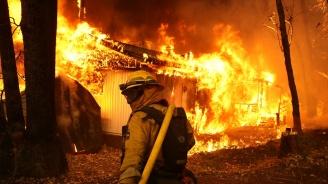 Загиналите при пожарите в Калифорния достигнаха 48