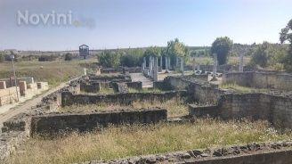 Край Свищов се извършват спасителни археологически  разкопки