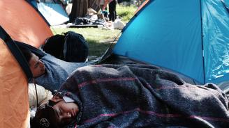 Мигрантският керван стигна границата със САЩ