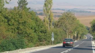 Ремонтираха най-краткия път между Бяла, Попово и Търговище