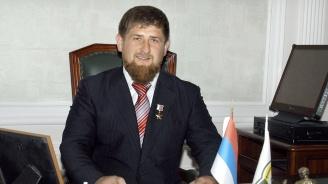 "Рамзан Кадиров дари бял ""Мерцедес"" на момче, направило над 4000 лицеви опори (видео)"