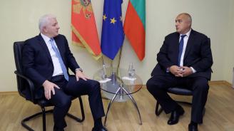 Борисов проведе двустранни срещи с премиерите на Черна гора и на Сърбия (снимки)