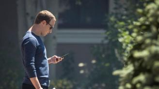 Зукърбърг забрани айфоните във Фейсбук