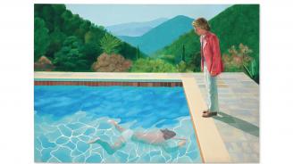 Картина на Хокни се продаде за 90,3 милиона долара и подобри няколко рекорда