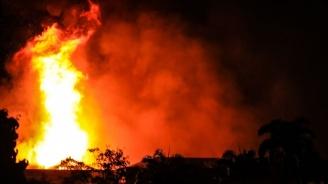70-годишен мъж загина при пожар в дома си