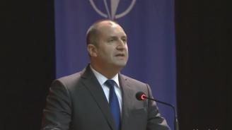 Румен Радев: България има нужда от модерна и боеспособна армия (видео)