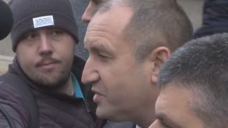 Президентът: Готов съм да приема Бойко Борисов и да изслушам неговата визия (видео)