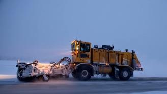 Община Монтана е готова за чистене на улиците през зимата