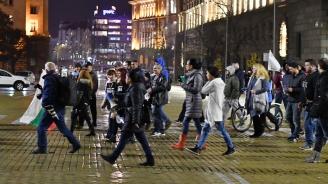 """Хоро се изви на """"Орлов мост"""" след оставката на Валери Симеонов"""