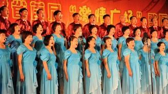 Пеенето в хор помага на хората с белодробни заболявания