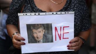 """Протести с искане за оставката на премиера Бабиш в Чехия съвпаднаха с възпоменанията по случай """"нежната революция"""""""