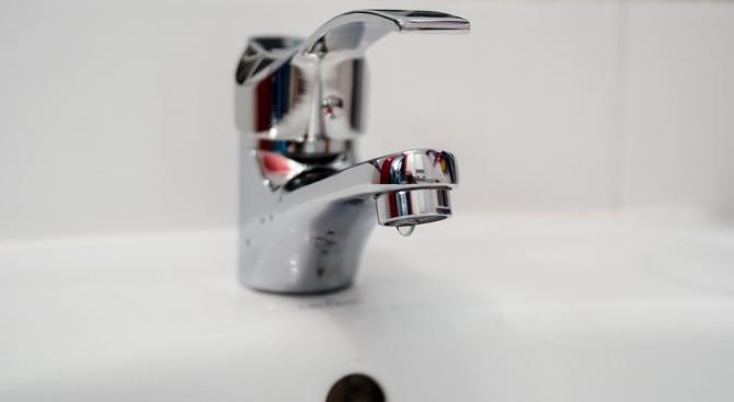 """""""Софийска вода"""" временно ще прекъсне водоснабдяването в някои части на"""