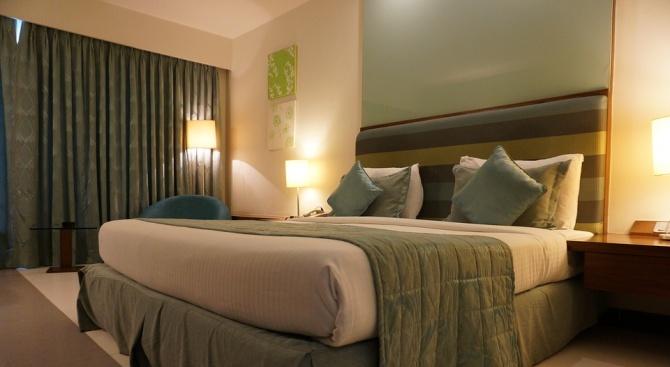 Най-висока е заетостта на леглата в хотелите с 4 и 5 звезди