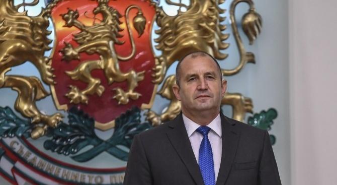 От 11.00 часа президентът Румен Радев ще присъства на церемонията