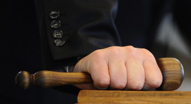 Частният съдебен изпълнител Асен Т. бе осъден вчера от състав