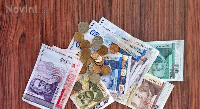 Инфлацията за октомври спрямо септември е 0.7 на сто, съобщи