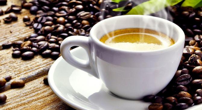 Специалисти от Института по научна информация за кафето изнесоха доклад