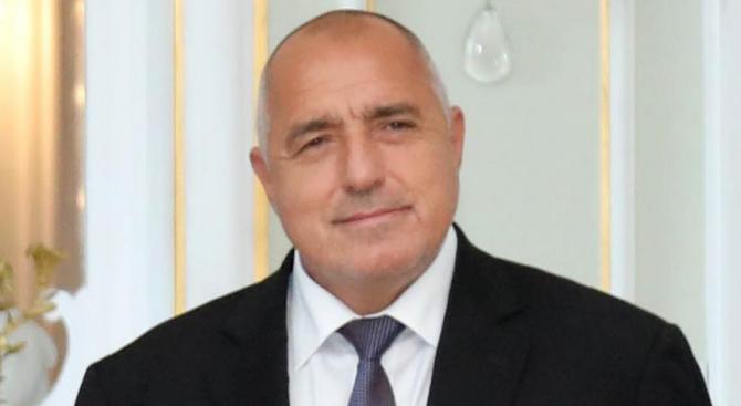 """""""След масовата вълна от протести, премиерът Бойко Борисов хвърли оставката"""