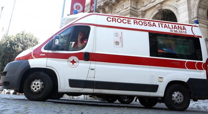 Най-малко седем души пострадаха при авария на метрото в Милано,