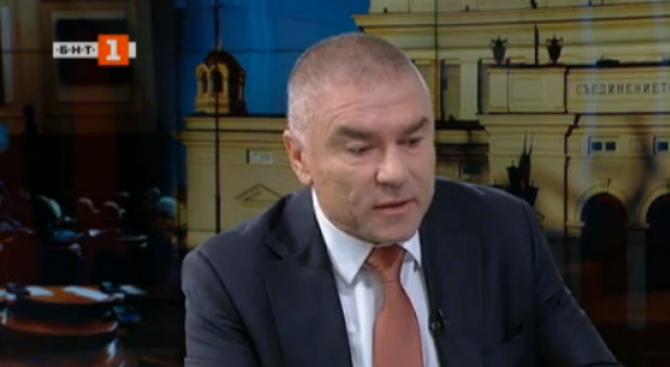 """""""БСП и ДПС са се вторачили само във вицепремиера Валери"""